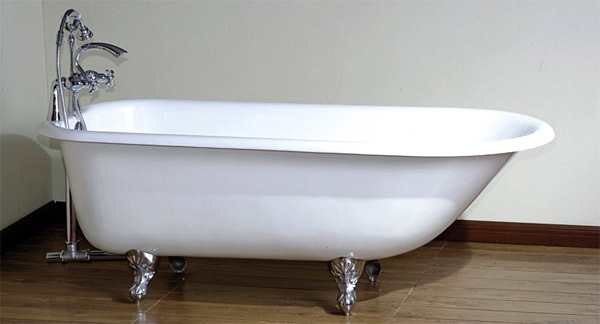 Types of bathtub materials for Different types of tubs