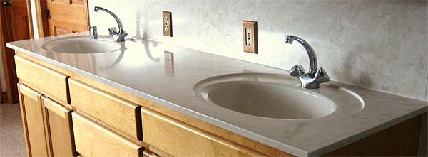 Cultured Marble Sink